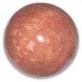 Maansteen oranje bol
